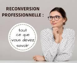 Reconversion Professionnelle - Bilan de compétences